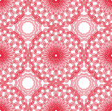 Geometrische Verzierung - nahtloses Muster - Tanger G Stockfotografie