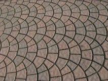 Geometrische Vloer Royalty-vrije Stock Foto