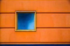 Geometrische voorzijde Royalty-vrije Stock Afbeeldingen