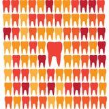 Geometrische Zahngitterführung Stockfotos