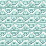 Geometrische Zeile Muster Stockfotografie