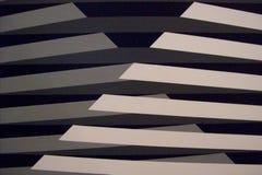 Geometrische Zeilen Stockfoto