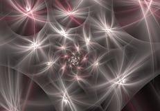 Geometrischer abstrakter Fractal Stockfotos