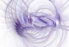 Geometrischer abstrakter Fractal Stockfotografie