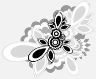 Geometrischer abstrakter Hintergrund Lizenzfreies Stockbild