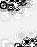 Geometrischer abstrakter Hintergrund Stockfotos