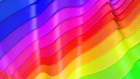 geometrischer abstrakter Hintergrund 3d stockfotos