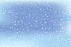 Geometrischer abstrakter Hintergrund mit verbundener Linie und Punkten Moderner stilvoller polygonaler Hintergrund für Ihr Design Stockfotos