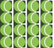 Geometrischer abstrakter nahtloser Musterhintergrund Bunte Formen Stockfotos