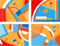 Geometrischer Aufbau .jpg Stockfotos