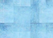 Geometrischer bunter Hintergrund Stockbild