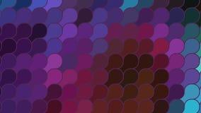 Geometrischer Entwurf, Mosaik, abstraktes Hintergrund Mosaik, Muster für Geschäftsanzeige, Broschüren, Broschüren lizenzfreie abbildung