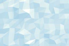 Geometrischer Formhintergrund stock abbildung
