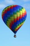Geometrischer Heißluft-Ballon Stockfoto