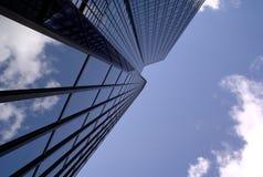 Geometrischer Himmel Lizenzfreies Stockfoto