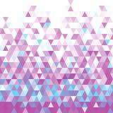 Geometrischer Hintergrund Stockfotos