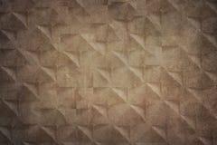 Geometrischer Hintergrund der Kunst Lizenzfreie Stockfotos