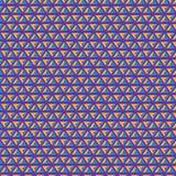 Geometrischer Hintergrund des Regenbogens lizenzfreie abbildung