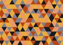 Geometrischer Hintergrund Polygonale Kristallbeschaffenheit Dreieckiges textur Vektor Abbildung