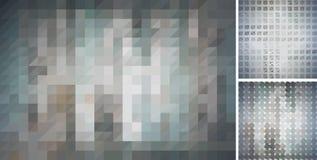 Geometrischer Hintergrund und Beschaffenheit Lizenzfreies Stockbild