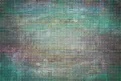 Geometrischer Mehrfarbenhintergrund der Weinlese mit Kreisen Lizenzfreies Stockfoto