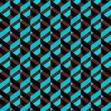 Geometrischer Musterhintergrund Stockfoto