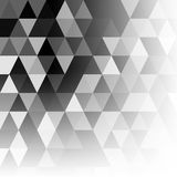 Geometrischer Musterhintergrund Lizenzfreies Stockfoto