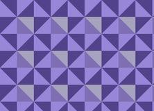 Geometrischer Musterhintergrund, Illustrationsvektor Vektor Abbildung