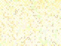 Geometrischer netter Hintergrund Stockfotografie