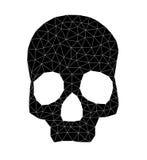 Geometrischer Schädel Stockfotos