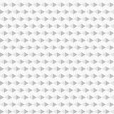 Geometrischer Vektorhintergrund - nahtlos Lizenzfreie Stockfotografie
