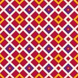 Geometrisches abstraktes Muster Lizenzfreie Stockfotografie