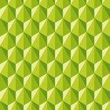 Geometrisches abstraktes Muster von Hexagonen Lizenzfreie Stockbilder