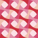 Geometrisches buntes Muster Nahtloser Vektor Lizenzfreies Stockbild