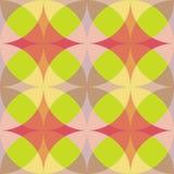 Geometrisches buntes Muster Nahtloses backround Stockfoto