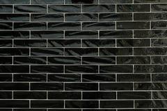 Geometrisches einfaches minimalistic Schwarzweiss-Muster Lizenzfreie Stockbilder