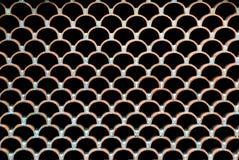Geometrisches Formmuster Stockbild
