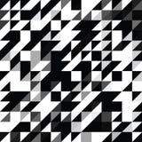 Geometrisches Formmuster des Dreiecks Lizenzfreie Stockbilder