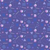 Geometrisches Muster Stockfotos
