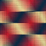 Geometrisches Muster stock abbildung