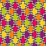 Geometrisches Muster Lizenzfreie Stockfotos