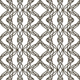 Geometrisches Muster Lizenzfreie Stockfotografie