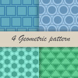 Geometrisches Muster 4 Stockfoto