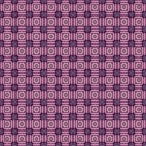 Geometrisches Muster in der Wiederholung Gewebedruck Nahtloser Hintergrund, Mosaikverzierung, ethnische Art Stockbilder