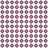 Geometrisches Muster in der Wiederholung Gewebedruck Nahtloser Hintergrund, Mosaikverzierung, ethnische Art Lizenzfreies Stockbild