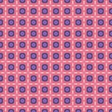 Geometrisches Muster in der Wiederholung Gewebedruck Nahtloser Hintergrund, Mosaikverzierung, ethnische Art Lizenzfreie Stockfotos
