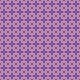 Geometrisches Muster in der Wiederholung Gewebedruck Nahtloser Hintergrund, Mosaikverzierung, ethnische Art Stockbild