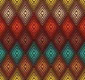 Geometrisches Muster des abstrakten Farbenpunktes Lizenzfreie Stockbilder