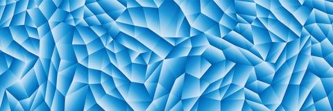 Geometrisches Muster des mysteriösen Dreiecks Stock Abbildung