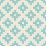 Geometrisches Muster des nahtlosen Gekritzels Lizenzfreies Stockfoto